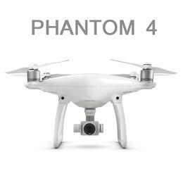 Date Caméra Drone DJI Phantom 4 RC Helicopter Drone avec caméra 4K Et 3-Axis Gimbal FPV Quadcopter Pour Photographe