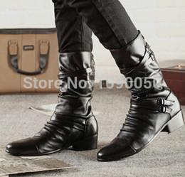 Black Zipper Cowboy Boots Online | Black Zipper Cowboy Boots for Sale