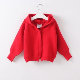 Childrens Red Coat | Down Coat