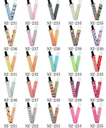 Wholesale 2016 NEW New Chupeta Baby Pacifier Clips Funny Nipple Teethers Baby Toy Pacifier Holder Chain Drop resistant Belt