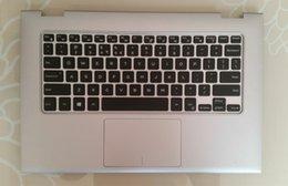 DHL Livraison gratuite Y3V5R 100% Nouveau Dell Inspiron 13-7352 7000 7353 7347 7348 7359 Series US Palmrest Keyboard Grade A