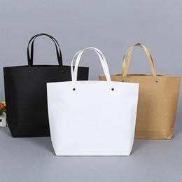Discount Black Paper Shopping Bags Wholesale | 2017 Black Paper ...