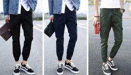 Korean Cotton Pants Men Online | Korean Cotton Pants For Men for Sale