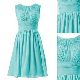 Aqua Short Bridesmaid Dresses Online | Short Aqua Blue Bridesmaid ...