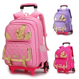 Discount Rolling Backpack | 2016 School Rolling Backpack on Sale ...