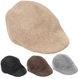 Atacado-Homens Mulheres Moda repicado Boné chapéu da boina Chapéus Cabbie Newsboy Country Golf Estilo 9HBG