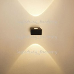 Modern Waterproof Outdoor Wall Lamps IP65 6W LED Light Source 90 260V  Indoor Corridor Light Staircase Lighting Balcony Lamp Cheap Outdoor Lighting  Switches