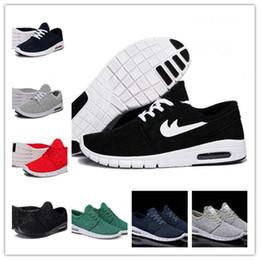 Discount Shoes Run Air Max Drop Shipping 2016 new janoski max Mens Running Shoes Cheap new design air mesh mens womens sb stefan janoski max Shoe For Sale Sports shoe