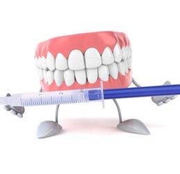 Wholesale Dental Equipment Teeth Whitening Peroxide Dental Bleaching System Oral Gel Kit Tooth Whitener Rated Based on Customer Reviews