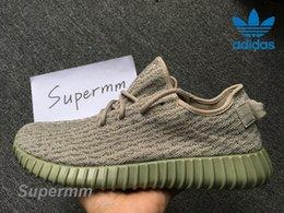Wholesale Adidas Yeezy Boost Monnrock AQ2660 Mens Running Shoes Women Kanye West Yeezy Yeezys Season Yezzy Sports Shoes With Original Box