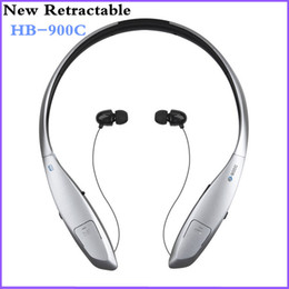 online shopping HB C HB900C Wireless Headphons Bluetooth CSR Chip HB C Bluetooth Earphone With Upgraded Retractable Earbuds VS HBS HBS