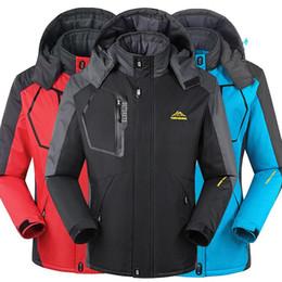 Discount Waterproof Winter Coats Mens | 2017 Mens Hooded ...