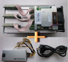 4.73Th / s AntMiner S7 -F1 + PSU + eu coble, 4730Gh / s Miner de Asic, mineiro de Bitcon, BTC, consumo de potência 1293w, SHA256 Transporte livre de DHL