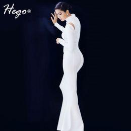 Wholesale Al por mayor HEGO nueva llegada sirena del vendaje del hombro blanca atractiva de los trajes
