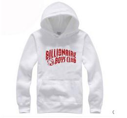 Wholesale BILLIONAIRE BOYS CLUB BBC Hoodie sweatshirt hip hop clothes sportswear fashion clothing brand new men hip hop rap sweats