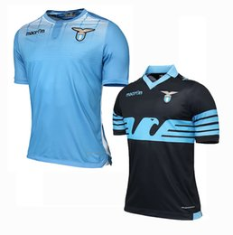 SS Lazio 2016/17 Macron Home Kit | FOOTBALL FASHION.ORG