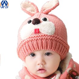2017 baby adult cap hat Baby Knitted Beanie Bonnet Warm Hats Infant Toddler Rabbit Ear Kids Caps photography props Drop Shipping MZ0038