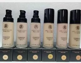 Wholesale 2016 new arrive makeup top quaility brand foundation fond de teint spf15