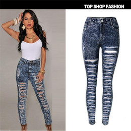 Sale High Waisted Jeans - Xtellar Jeans