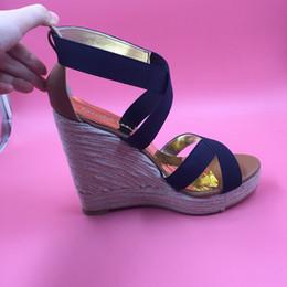 Navy Blue Wedge Heels Online | Navy Blue Wedge Heels for Sale
