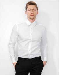 Discount Best Men's White Dress Shirt | 2017 Best Men's White ...