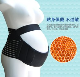 Wholesale maternity belt for mother breathable and comfortble Ease the strain of pregnancy gentle firm support