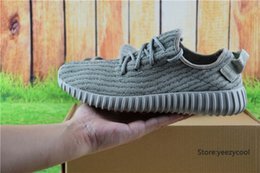Wholesale With Box Adidas Yeezy Boots Men Women Running Shoes Yeezys Boost Cheap New Hot Sale Sports Shoes Moonrock