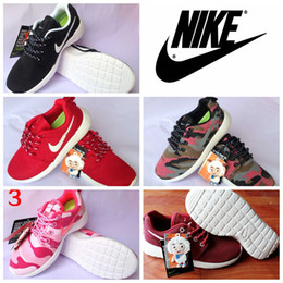 Wholesale 2016 Nike Roshe Run Children s Shoes Boys and Girls Running Shoes Kids Casual Boots nike roshes runs Babys Athletic Sneakers Sport Shoes