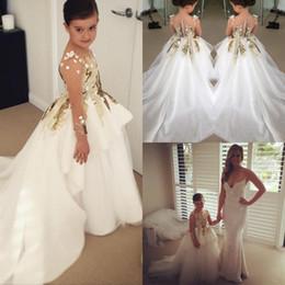 Unique Girls Long Pageant Dresses Online - Unique Girls Long ...