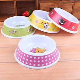 online shopping 2016 Dog Supplies Pet food bowl Dog bowl Pet supplies Cat bowl Dog Bowls Feeders