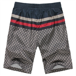 Wholesale High quality summer Hot Sale French fashion brand New designer mens leisure beach surf swimming shorts men beach shorts