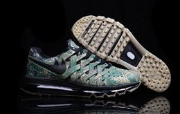 2016 Shoes Run Air Max free shiping !!! Fingertrap Air Max Camouflage weave shoes train shoes original quality mens sneakers max camo running shoes 40-47 Shoes Run Air Max promotion