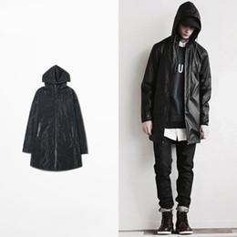 Discount Black Thin Waterproof Jacket Mens | 2017 Black Thin ...