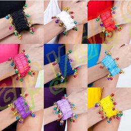 Wholesale Tribal Style belly dance bracelet Egyptian dance costumes accessories Indian dance hand catenary belly dance wristband jewelry