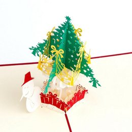 Free new years greeting cards nz buy new free new years greeting 3d pop up handmade christmas card snow man christmas tree happy new year greeting card dhl free ship m4hsunfo