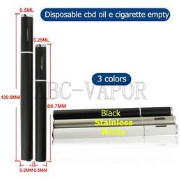 2016 nouveau produit jetable e cigarette vaporisateur stylo bbtank t1 cbd huile vape stylo THC vaporisateur co2 extrait stylo vape pour cbd huile