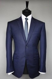 Mens Dark Blue Business Suits Online | Mens Dark Blue Business ...