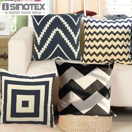Cushion For Decorative 45x45cm Zebra Print Cushions Linen Home Decor For Home