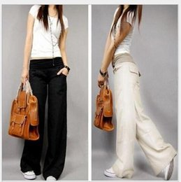 White Chiffon Wide Leg Pants Online | White Chiffon Wide Leg Pants ...