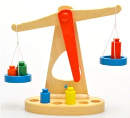 Wooden Child Toy Balancing Scales Online | Wooden Child Toy ...
