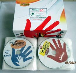 La nueva versión del bebé Firma Tiempo Colección completa 32 DVD del disco de 12 CD de música para niños de EE.UU. Boxset nueva