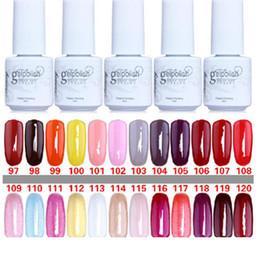 Wholesale New colors Harmony Gelish Nail Polish Soak Off UV LED Gel Solid Nail Art Tips Design Extension Nails DIY Sets