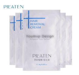 PILATEN Crème dépilatoire Crème dépilatoire sans douleur pour la jambe / l'aisselle / le corps 10g Crème dépilatoire pour la beauté