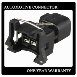 discount automotive wiring connectors 2017 automotive wiring 2 way male female automotive wire connector plug ev1 and ev6 wiring harness fuel injector adaptor