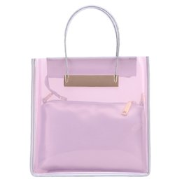 Discount New Transparent Beach Bag | 2017 New Transparent Beach ...