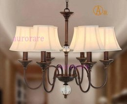 Chandelier with fabric shade thejots fabric chandelier lamp shades online fabric chandelier lamp lighting ideas aloadofball