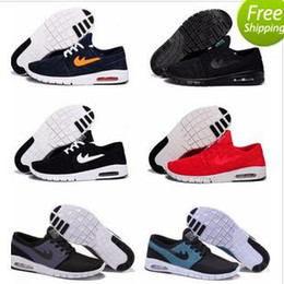 online shopping New modle Air fashion SB Stefan Janoski Max Men women running shoes athletic walking shoes Sneakers shoes