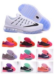 Discount Shoes Run Air Max Cheap Sale Air Max 2015 women's Running Shoes Airs Popular Casual Outdoor Sports Sneakers Size 36-40 Free Shipping