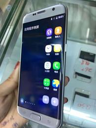Discount chinese phone screens Android 6.0 5.5 inch Goophone S7 Edge Clone Phone MTK6735 Quad Core 1G Ram 8GB Rom 8MP Camera 1280*720 Pixels Show 3G ram 64G rom Smartphone