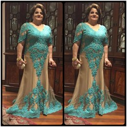 Plus Size Mother of the Brides